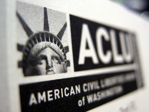 ACLU Wants To Eliminate Minor Calls And Minor Arrests