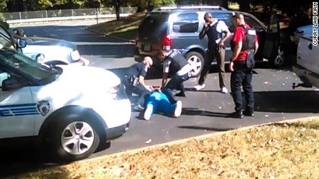 Cell Phone Video of Keith Scott Shooting Released by Family