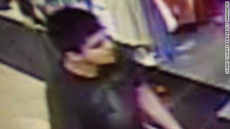 Suspect That Killed 5 In Washington Mall Captured