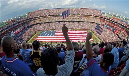 NFL To Honor First Responders Before Each Game on 9/11