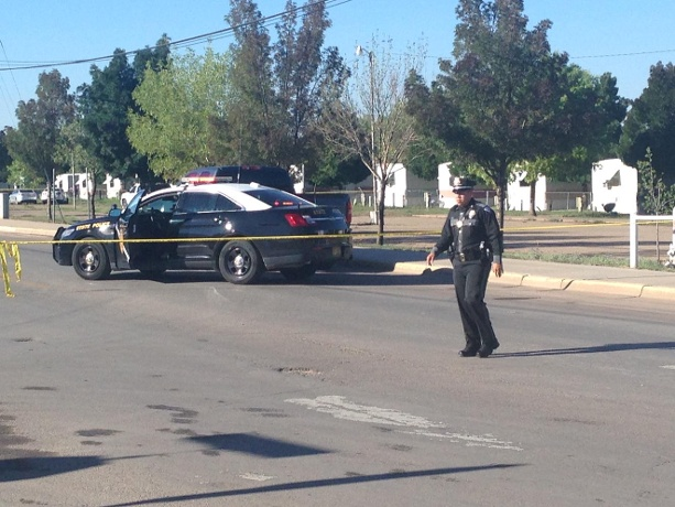 New Mexico Officer Killed