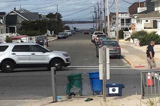 Pipe Bomb Explodes At Benefit Race On Jersey Shore