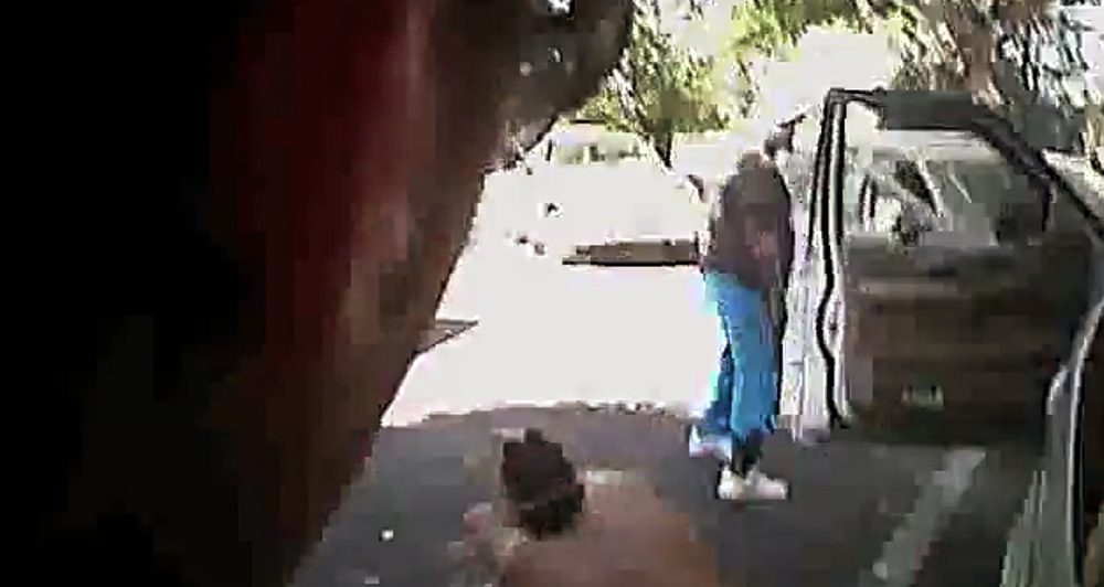 Charlotte Police Release Video From Keith Lamont Scott Shooting Death