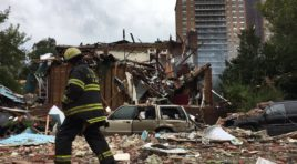 New York City Firefighter Killed In Drug Lab Explosion, Several Officers Hurt