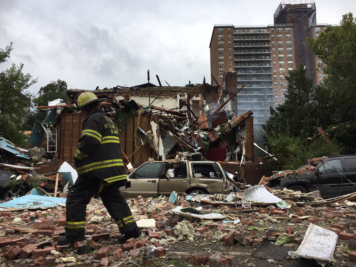 New York City Firefighter Killed In Drug Lab Explosion, Several Officers Hurt