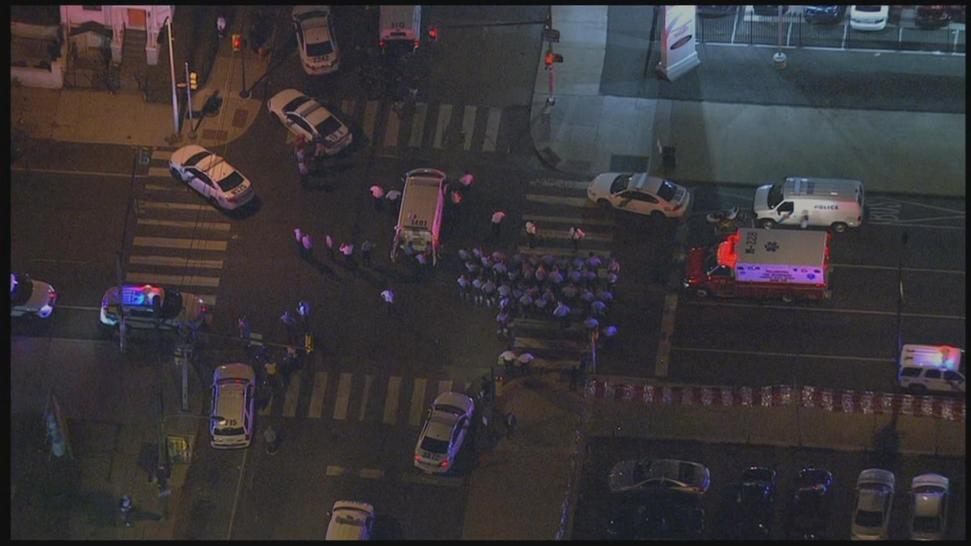 2 Philadelphia Area Police Officers Shot, Suspect Dead