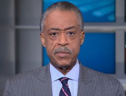 Al Sharpton Wants Tulsa Cops Arrested For Saying 'Bad Dude' From Helicopter