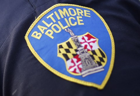 Baltimore Neighborhood On Lock Down As Hunt For Cop Killer Continues