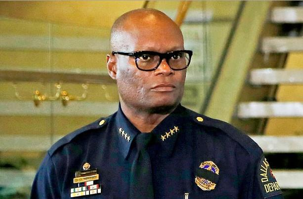 Dallas Police Chief David Brown Announces His Retirement