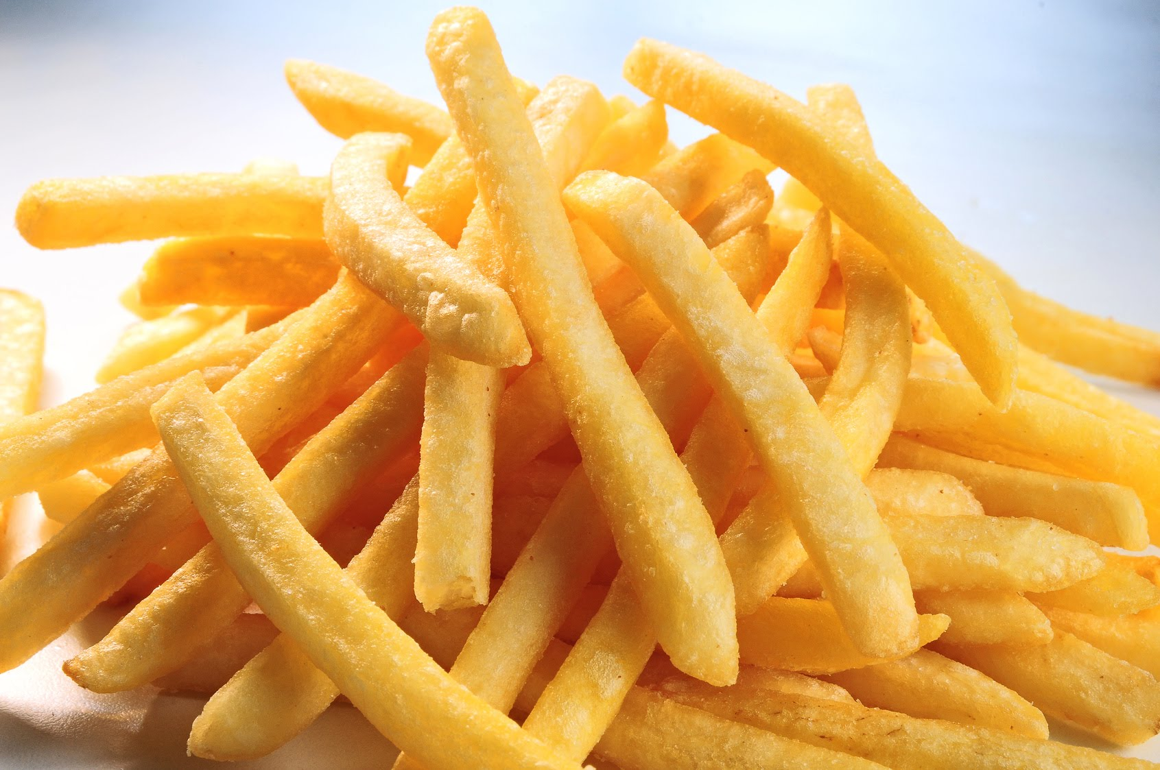 Woman Arrested For Stealing A Police Officer's French Fries