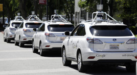 Patent Issued On Google Car That Detects Police Cars