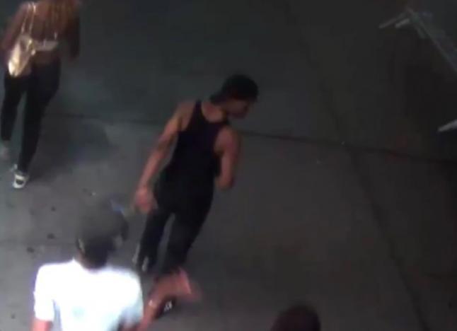Police Seek Man Who Set Fire To Muslim Woman