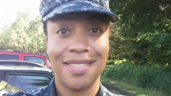 Navy Reservist Who Protested National Anthem Could Face Jail