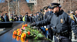 Remember 9/11: The Fallen From Law Enforcement