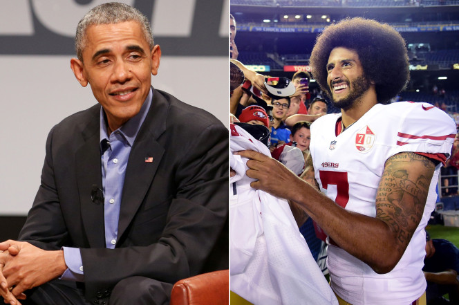 President Obama Defends Kaepernick