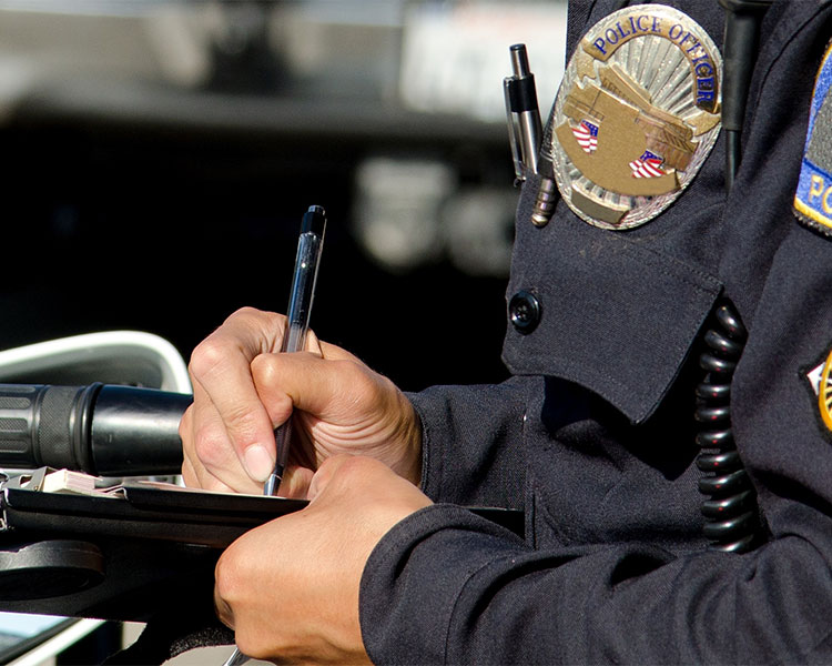 Cop Resigns After Writing Fake Tickets