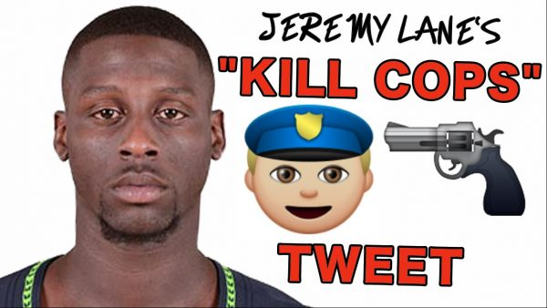 NFL Silent After Seattle Seahawk Had A Kill Cops Emoji Tweet