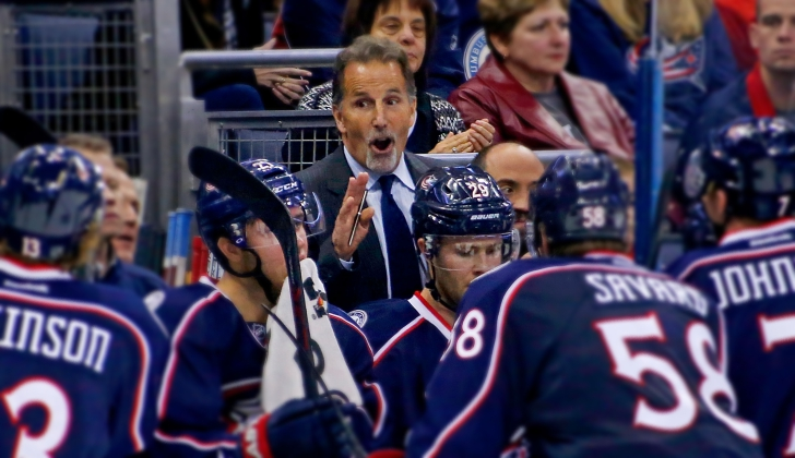 Team USA Hockey Coach: Stand For The Anthem Or 'Sit On The Bench'