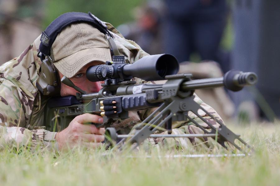 Police Sniper: One Shot, One Save