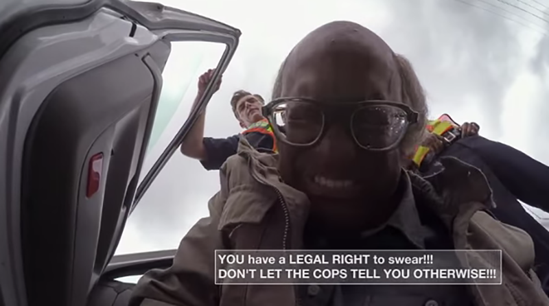 'Know Your Rights' Video Parody Of 'Cop Blockers'
