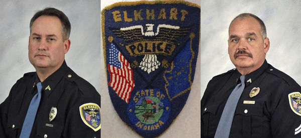 Elkhart Police Mourn Loss Of Retired Officers Who Died On Back-To-Back Days