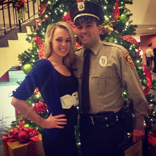 Widow of slain police officer – He was an 'amazing man'
