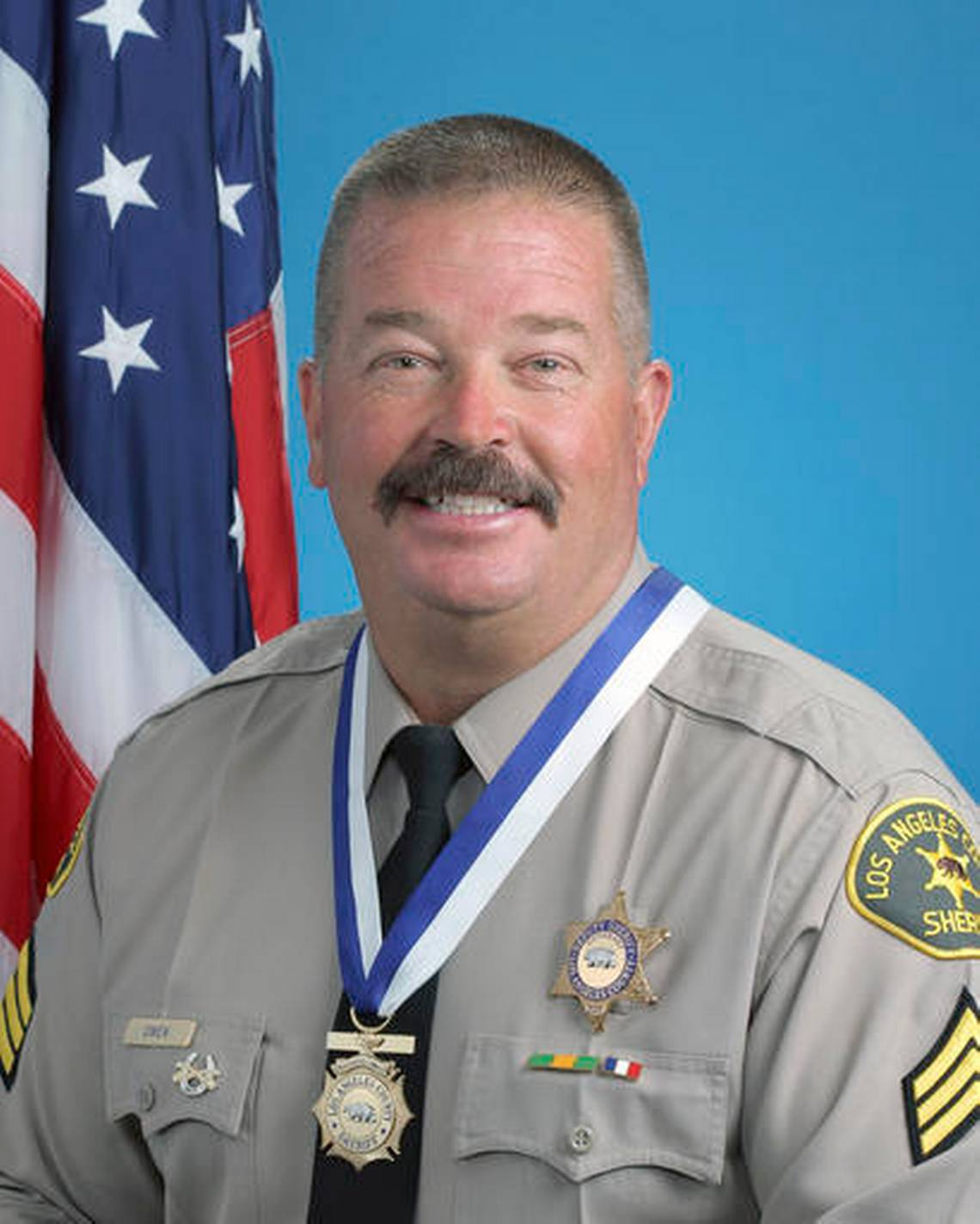 Los Angeles County Sheriff's Sergeant Shot in Lancaster, California