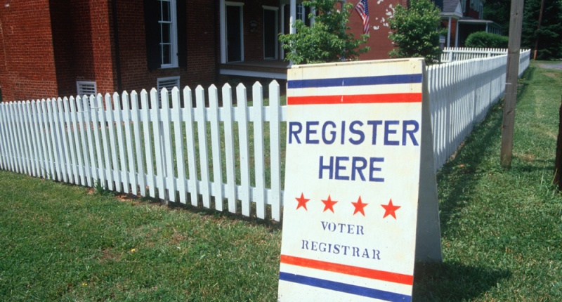 Voter registration probe moves to Muncie