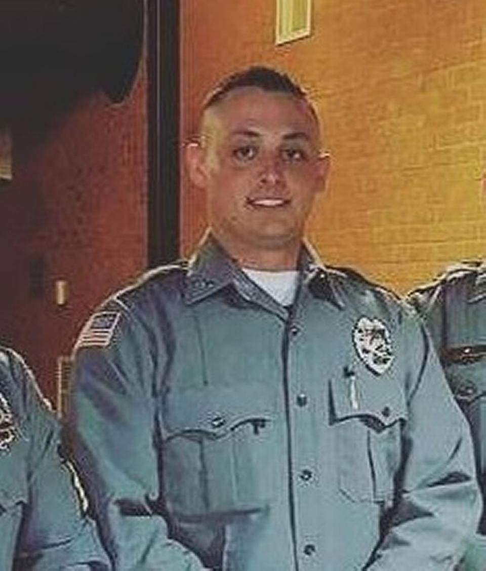 Rookie Police Officer Dies In Vehicle Pursuit