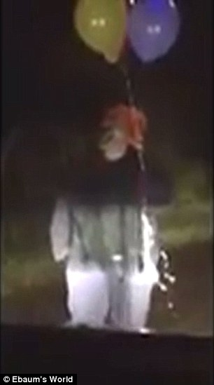 Watch 'Creepy Clown' Get Beat Up
