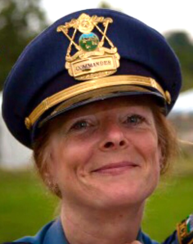 Respected Police Commander Dies Of Cancer