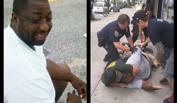 Justice Department To Charge Cop In Death Of Eric Garner