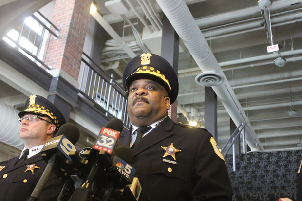 Chicago Police Superintendent Eddie Johnson fired for 'ethical lapses' and 'intentional dishonesty'