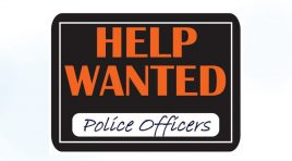 Help Wanted:  Police Officers