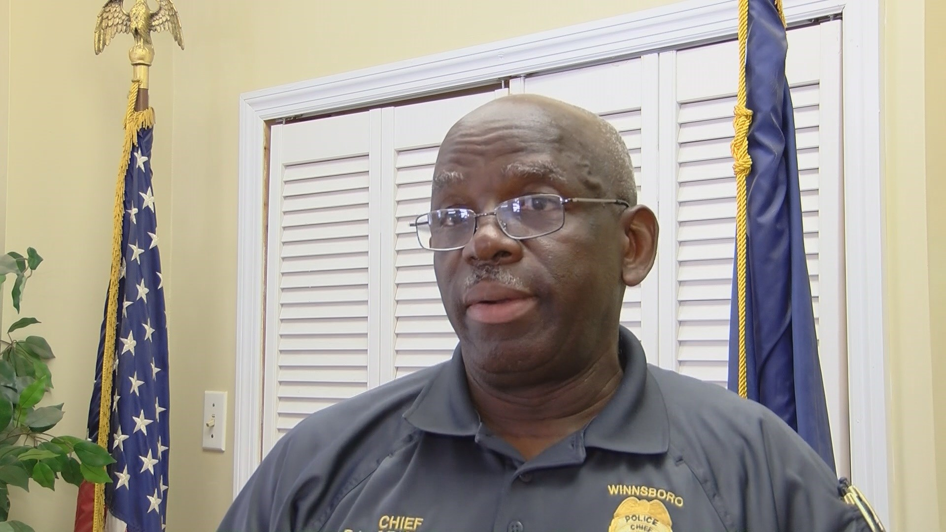 Police Chief Arrested In Prostitution Sting