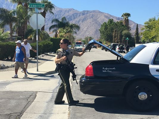 2 Police Officers Dead, One Injured In Palm Springs