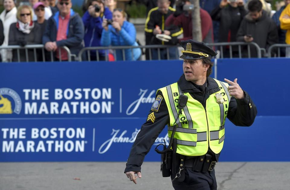 Watch Trailer For Boston Marathon Bombing Movie 'Patriots Day'