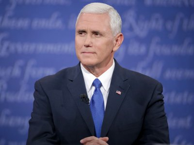 """Pence:  """"Police Officers Are The Best Of Us"""""""