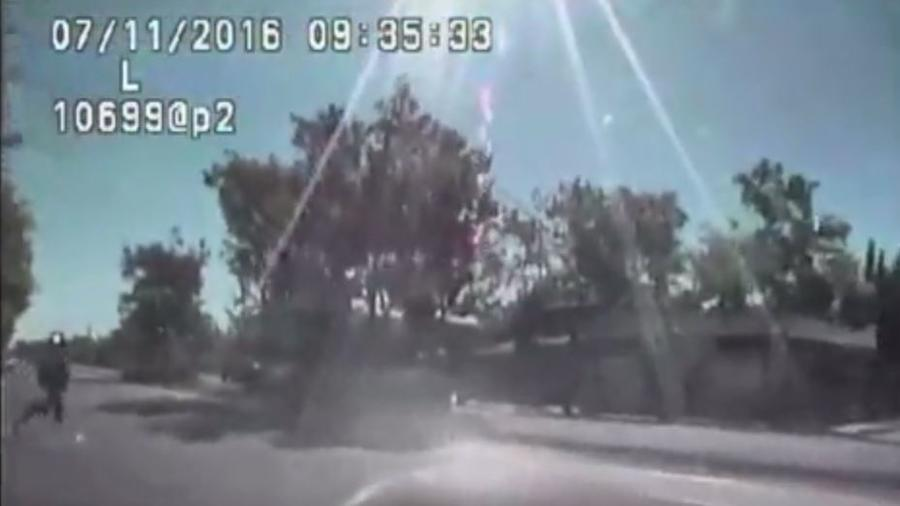 Video Appears To Show Sacramento Officers Attempting To Run Over Man Before Shooting Him