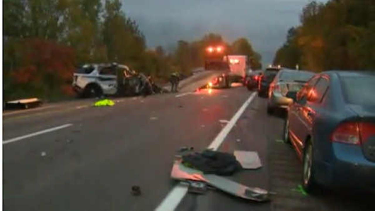 5 Killed In Wrong-Way Crash Were In High School