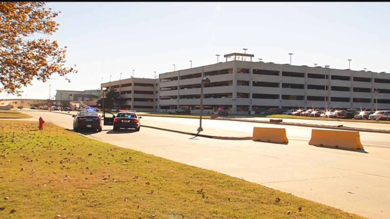 Shooter At OKC Airport Found Dead