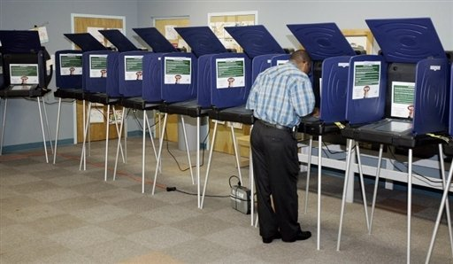 Election Systems Down In Colorado