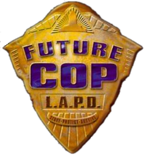Future Cop:  In The Year 2032