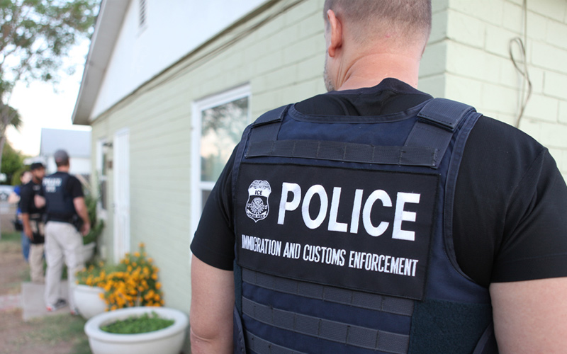 Trump Proposal Would Deputize Local Police for Immigration Enforcement
