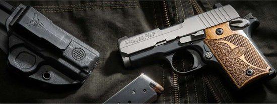 SIG Sauer P938 Handgun