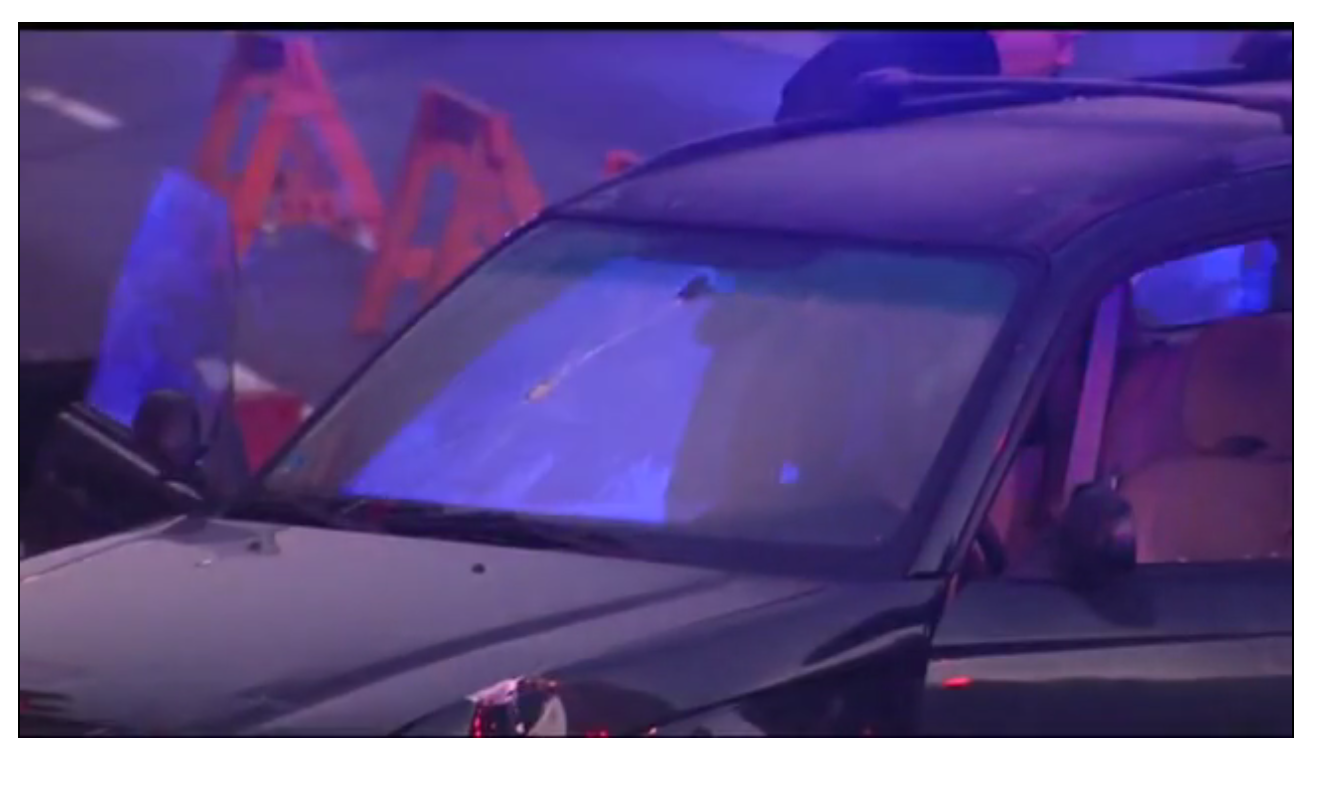 Two Officers Run Over By Armed Robbery Suspects