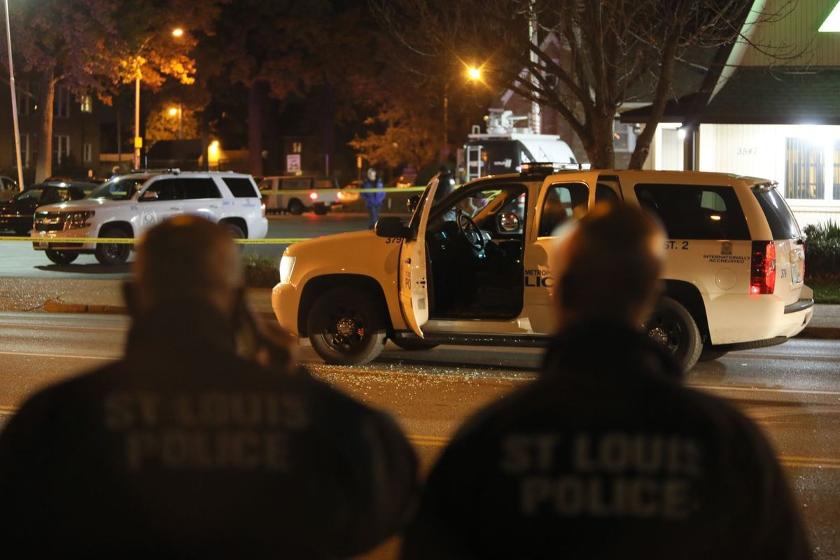 Suspect Wanted in Shooting of St. Louis Police Sergeant Killed in Shootout