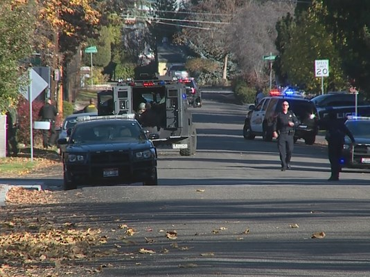 2 Idaho Police Officers Shot