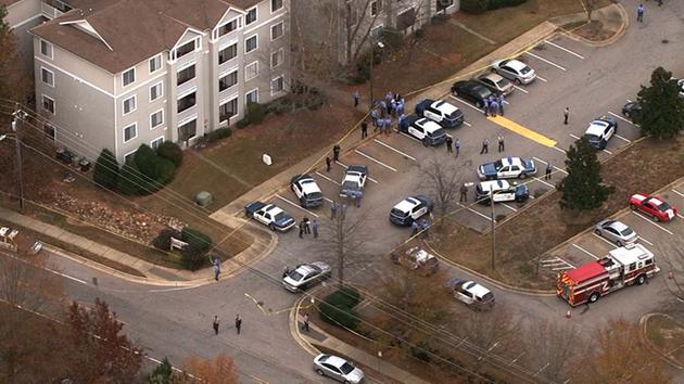 Raleigh Police Officer Wounded Was Hit By Police Bullet