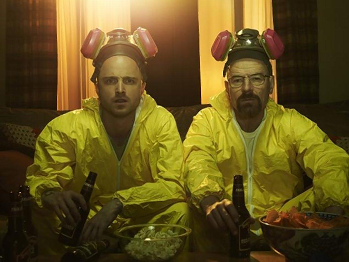 'Breaking Bad' Fan Admits To Dissolving Police Officer's Body In Acid